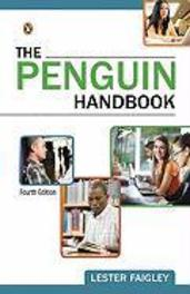 Penguin Handbook,  The (cloth) Faigley, Lester, Hardcover