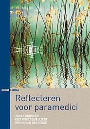 Reflecteren voor paramedici Van Der Heide, Wilma, Paperback