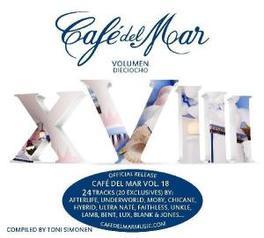 CAFE DEL MAR 18 INCL. DROPCARD V/A, CD
