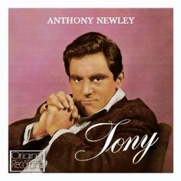 TONY ANTHONY NEWLEY, CD