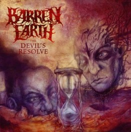 DEVIL'S RESOLVE BARREN EARTH, CD