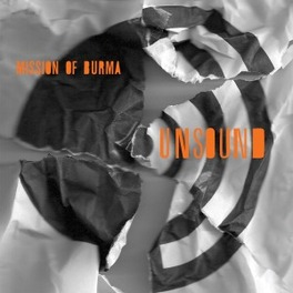 UNSOUND MISSION OF BURMA, CD