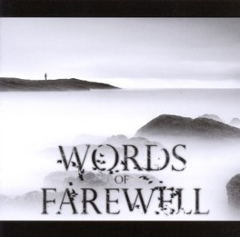 IMMERSION WORDS OF FAREWELL, CD