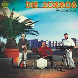 FUTURE DIE ZORROS, CD