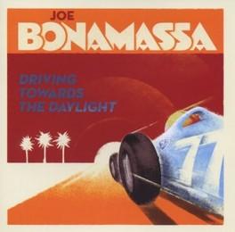 DRIVING TOWARDS THE.. .. DAYLIGHT JOE BONAMASSA, CD