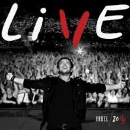 LIVE 2014 2CD+2DVD Patrick Bruel, CD