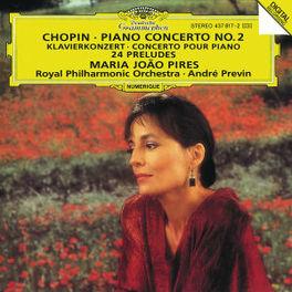 PIANO CONCERTO NO.2 MARIA JOAO PIRES/RPHO Audio CD, F. CHOPIN, CD
