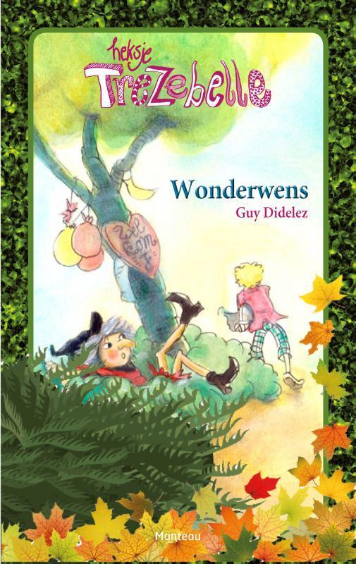 Heksje Trezebelle wonderwens, Didelez, Guy, Paperback