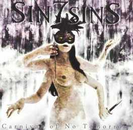 CARNIVAL OF NO TOMORROW SIN7SINS, CD