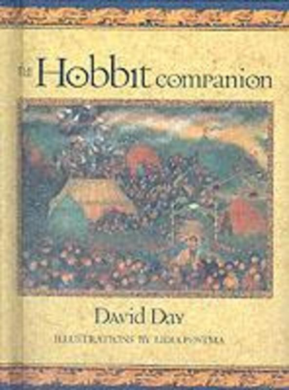 The Hobbit Companion Day, David, Paperback