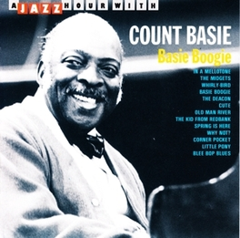 A JAZZ HOUR WITH Audio CD, COUNT BASIE, CD