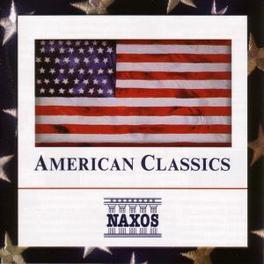 AMERICAN CLASSICS SAMPLER FT. ZEZ CONFREY, ARTHUR FOOTE, CHARLES IVES V/A, CD