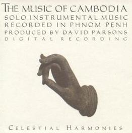 MUSIC OF CAMBODIA 3 SOLO INSTRUMENTAL Audio CD, V/A, CD