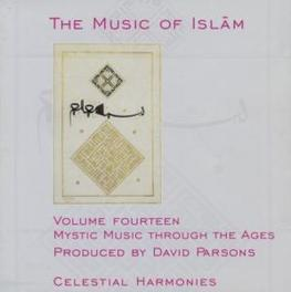 MYSTIC MUSIC THROUGH THE AGES Audio CD, MUSIC OF ISLAM, CD
