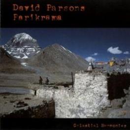 PARIKRAMA Audio CD, DAVID PARSONS, CD