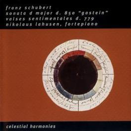 SCHUBERT SONATA D 850 Audio CD, NIKOLAUS LAHUSEN, CD
