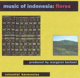 MUSIC OF INDONESIA:FLORES Audio CD, V/A, CD
