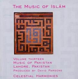 MUSIC OF PAKISTAN Audio CD, MUSIC OF ISLAM, CD