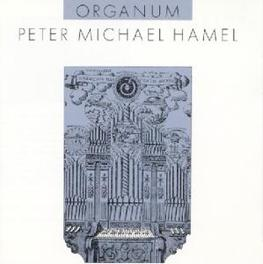 ORGANUM Audio CD, PETER MICHAEL HAMEL, CD