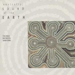AUSTRALIA: SOUND OF EARTH Audio CD, ROACH/HUDSON/HOPKINS, CD