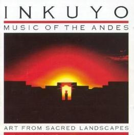 ART FROM SACRED LANDSCAPE Audio CD, INKUYO, CD