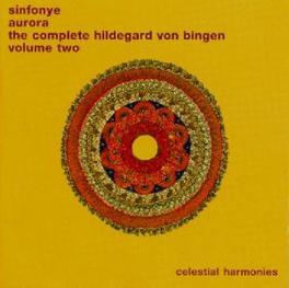 AURORA Audio CD, H. VON BINGEN, CD