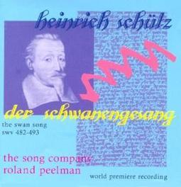 SWAN SONG Audio CD, SONG COMPANY, CD
