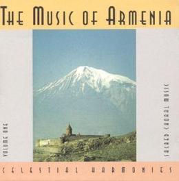 MUSIC OF ARMENIA 1 Audio CD, V/A, CD