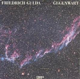 GEGENWART Audio CD, FRIEDRICH GULDA, CD
