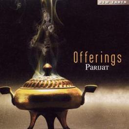 OFFERINGS PARIJAT, CD