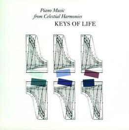 KEYS OF LIFE -PIANO- Audio CD, V/A, CD