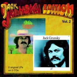 TORONTO/BUFFALO BRIAN Audio CD, JACK GRUNSKY, CD