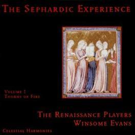 SEPHARDIC EXPERIENCE V.1 Audio CD, RENAISSANCE PLAYERS, CD