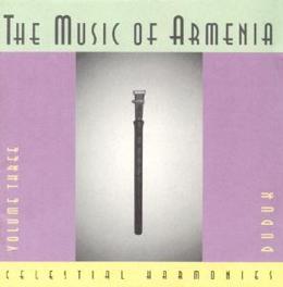 MUSIC OF ARMENIA 3 Audio CD, V/A, CD
