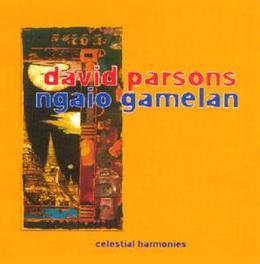 NGAIO GAMELAN Audio CD, DAVID PARSONS, CD