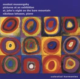 PICTURE AT AN EXHIBITION Audio CD, NIKOLAUS LAHUSEN, CD
