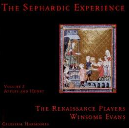 SEPHARDIC EXPERIENCE V.2 Audio CD, RENAISSANCE PLAYERS, CD