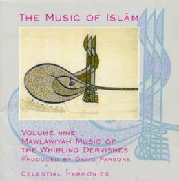 MAWLAWIYAH MUSIC WHIRLING DERVISHES Audio CD, MUSIC OF ISLAM, CD