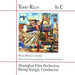 IN C/MUSIC OF A THOUSAND Audio CD, TERRY/DAVID MINGYU RILEY, CD