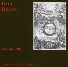 BACH/REGER Audio CD, FRANZ LEHRNDORFER, CD