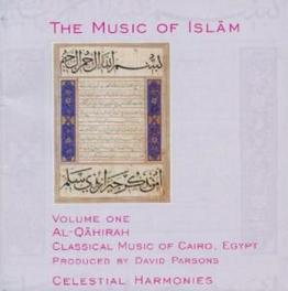 AL-QAHIRAH CLASSICAL MUSIC FROM CAIRO Audio CD, MUSIC OF ISLAM, CD