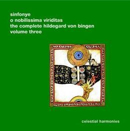O NOBILISSIMA VIRIDITAS Audio CD, H. VON BINGEN, CD