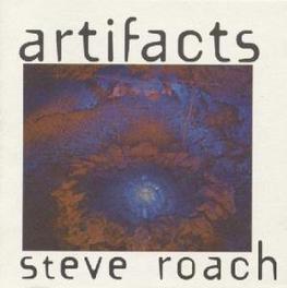 ARTIFACTS Audio CD, STEVE ROACH, CD