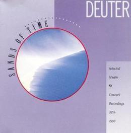SANDS OF TIME 'SELECTED STUDIO CONCERT REC. 1974 -'90' Audio CD, DEUTER, CD