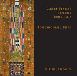 DEBUSSY - PRELUDES Audio CD, ROGER WOODWARD, CD