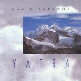 YATRA Audio CD, DAVID PARSONS, CD