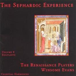 SEPHARDIC EXPERIENCE V.4 Audio CD, RENAISSANCE PLAYERS, CD