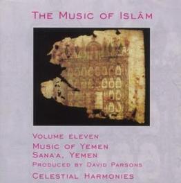 MUSIC OF YEMEN SANA'A Audio CD, MUSIC OF ISLAM, CD