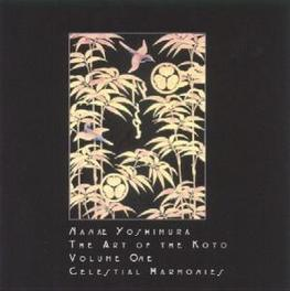 ART OF THE KOTO 1 Audio CD, NANAE YOSHIMURA, CD