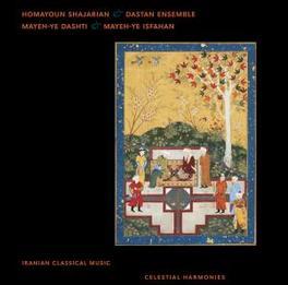 IRANIAN CLASSICAL.. CD Audio CD, SHAJARIAN, HOMAYOUN & DAS, CD